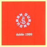 Duran Duran - Dublin 1999 (cover)