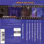 Duran Duran - Girls On Film - The Remixes (back cover)