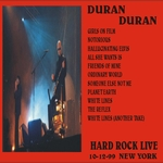 Duran Duran - Hard Rock Live (back cover)
