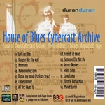 Duran Duran - The House Of Blues Cybercast (back cover)