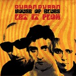 Duran Duran - House Of Blues 2LP (cover)