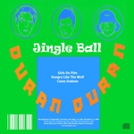 Duran Duran - Jingle Ball (back cover)