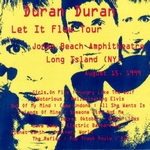 Duran Duran - Jones Beach Amphitheatre (back cover)