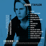 John Taylor - Blue Note Osaka (back cover)