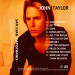 John Taylor - San Juan Capistrano (back cover)
