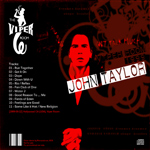 John Taylor - Viper Room 1999 (back cover)