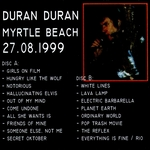Duran Duran - Myrtle Beach 1999 (back cover)