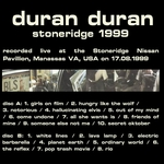 Duran Duran - Stone Ridge 1999 (back cover)
