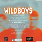 Touch Down - Wild Boys (back cover)