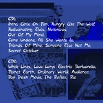 Duran Duran - Universal Amphitheatre 99 (back cover)